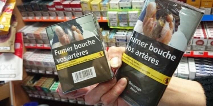 Tabac: il découvre la photo de son père mort sur les paquets neutres