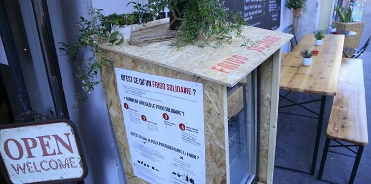 Paris propose enfin son premier frigo solidaire : c'est quoi au juste ?