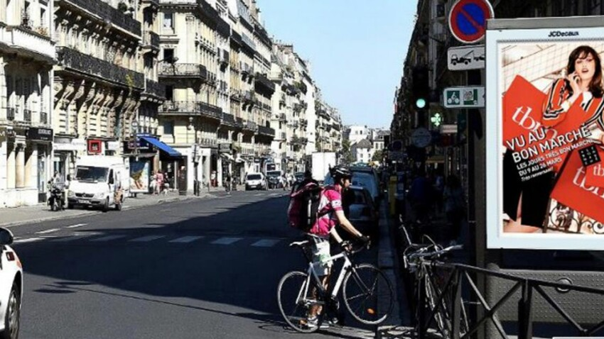Paris donne l'exemple et interdit les pubs sexistes et discriminatoires