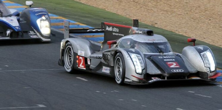 Venez participer aux essais Porsche sur le circuit des 24h du Mans