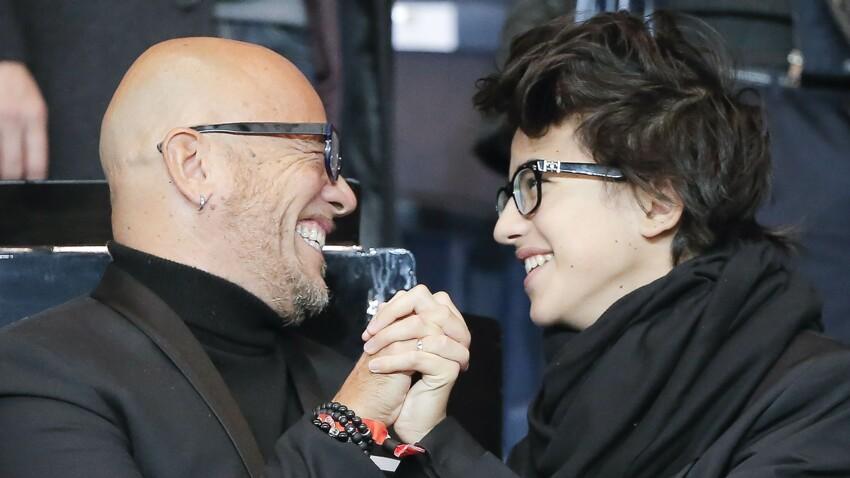 Photos - Pascal Obispo : son fils de 17 ans est amoureux de la fille d'une animatrice