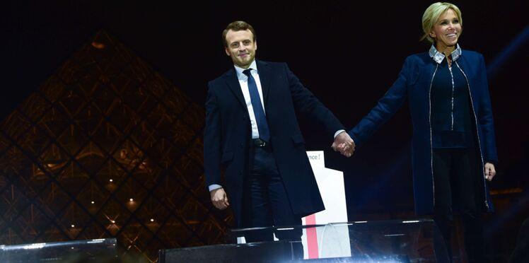 Pourquoi Brigitte Macron n'entrera pas à l'Élysée au bras d'Emmanuel Macron