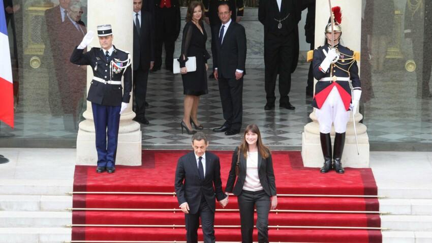 Passation de pouvoir : les regrets de François Hollande envers les Sarkozy