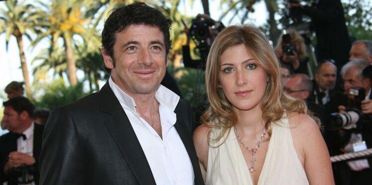 Photo - Patrick Bruel et son ex-épouse Amanda Sthers, très proches, se réjouissent de travailler enfin ensemble