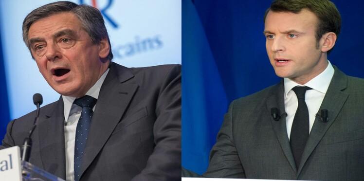 François Fillon, Emmanuel Macron : à chacun son affaire sonnante, trébuchante... et embarrassante