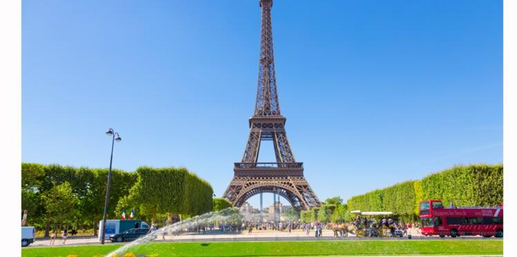 On va bientôt pouvoir descendre de la tour Eiffel en tyrolienne gratuitement!