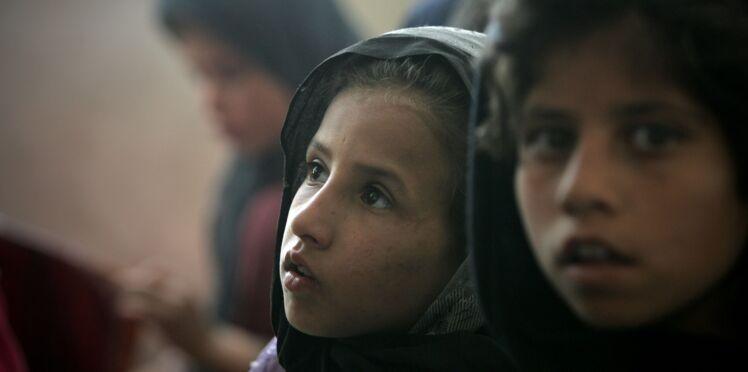 Des petites filles empoisonnées pour aller à l'école en Afghanistan