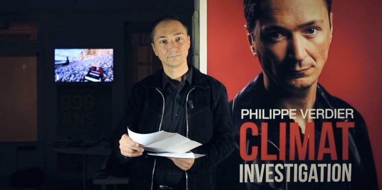 [VIDEO] Philippe Verdier présentateur météo de France 2 annonce son licenciement