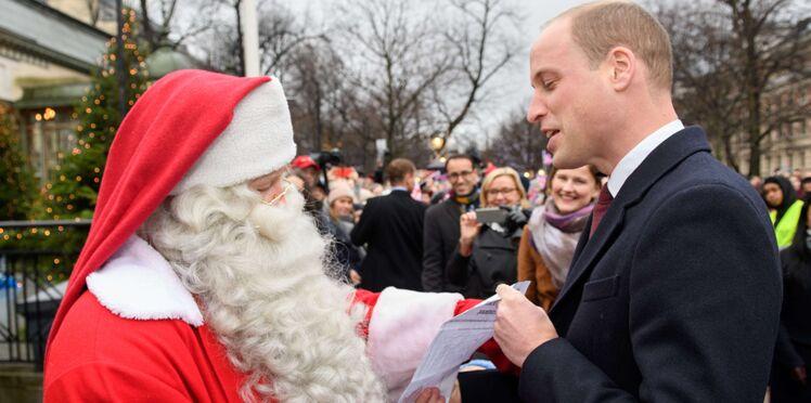 Photos - Découvrez l'adorable lettre du prince George au Père Noël