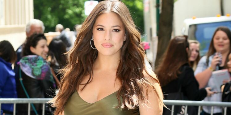 Ashley Graham, mannequin plus size, publie une sublime photo d'elle en tenue d'Eve