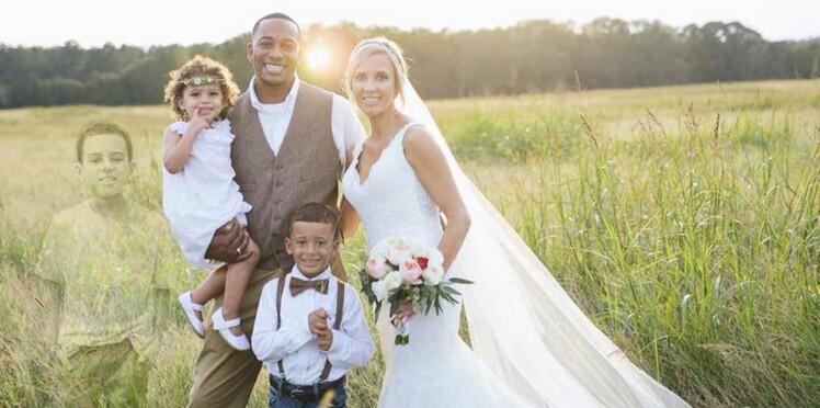 Leur incroyable photo de mariage fait le tour du web