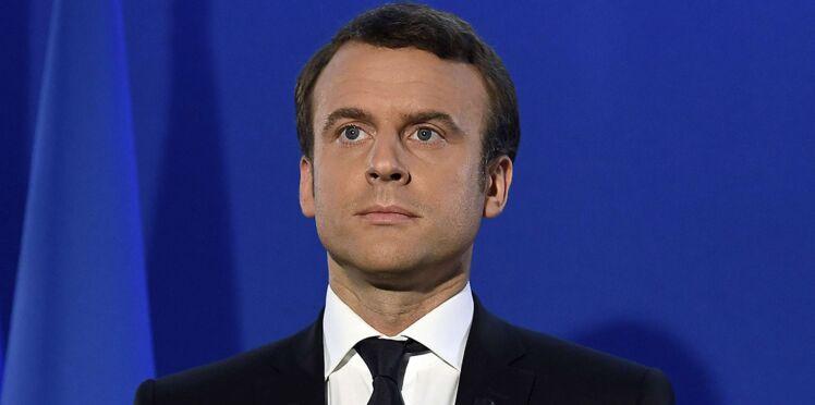 La photo d'Emmanuel Macron à Sciences Po fait le buzz