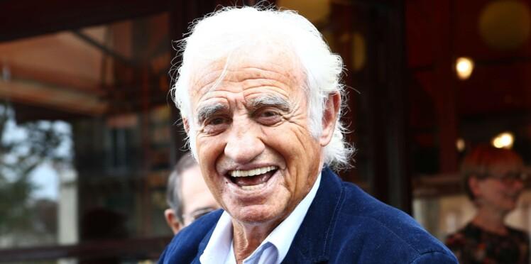 Photo- Jean-Paul Belmondo : son petit fils fait ses débuts au cinéma (et c'est son portrait craché !)