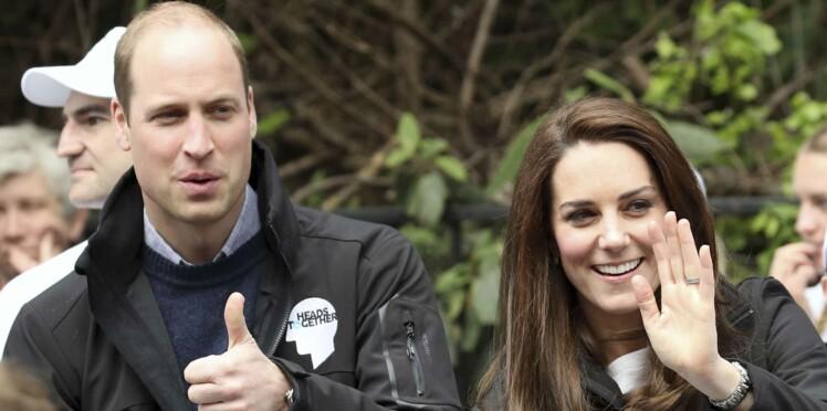 Photo : Kate et William posent au naturel avec leurs enfants pour un magazine