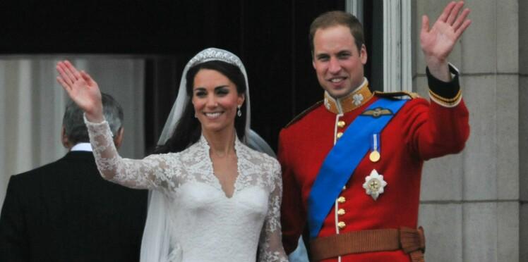 Photo - Kate Middleton et le prince William célèbrent leurs sept ans de mariage