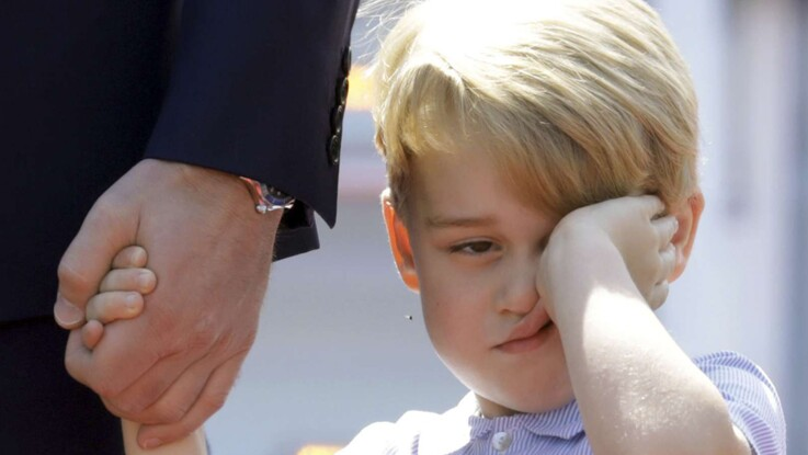 Photo – Prince George : l'adorable cliché officiel de son premier jour d'école