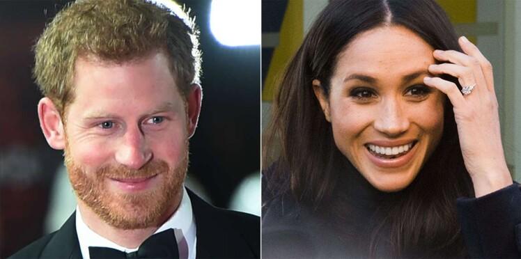 Les photos officielles des fiançailles du prince Harry et de Meghan Markle font craquer les Britanniques