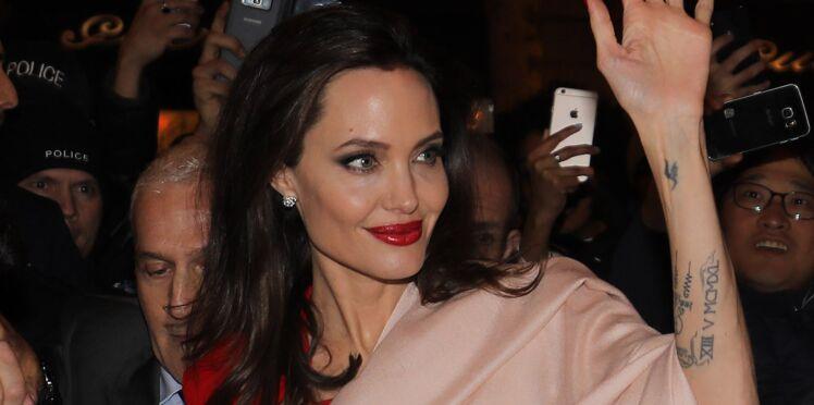 Photos - Angelina Jolie : ses enfants ont bien grandi, la preuve