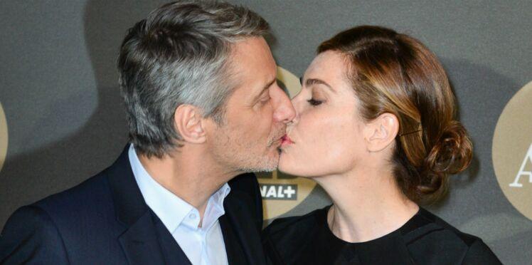 Photos - Antoine de Caunes : 12 ans d'amour avec sa femme Daphné Roulier