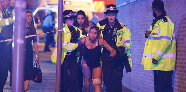 Photos - Attentat de Manchester : les Unes chocs de la presse internationale