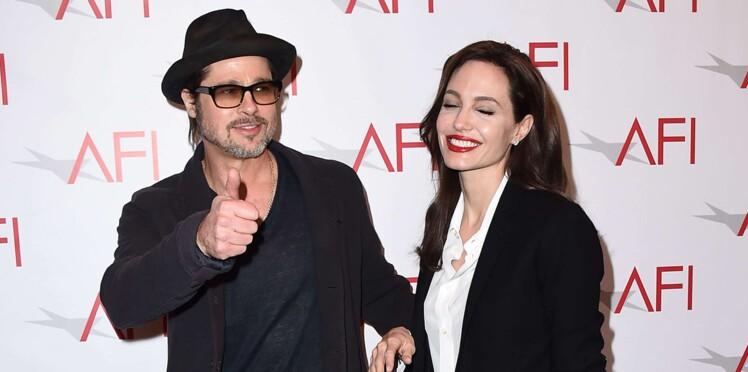 Photos - Brad Pitt se rend en toute discrétion chez Angelina Jolie : un rapprochement évident