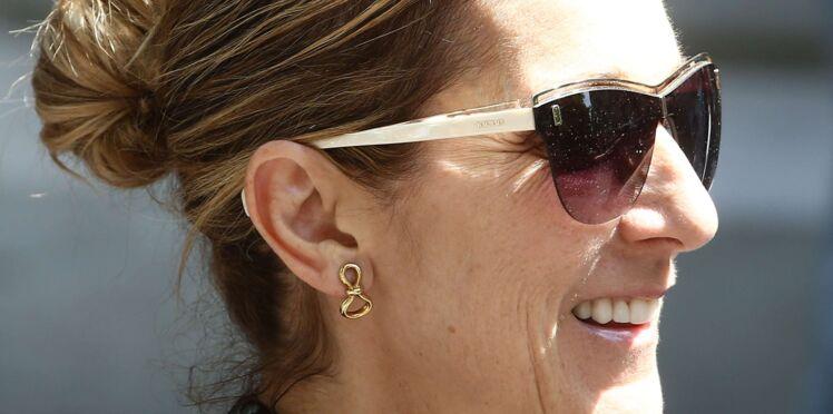 Photos - Céline Dion déguisée en Maléfique avec ses jumeaux
