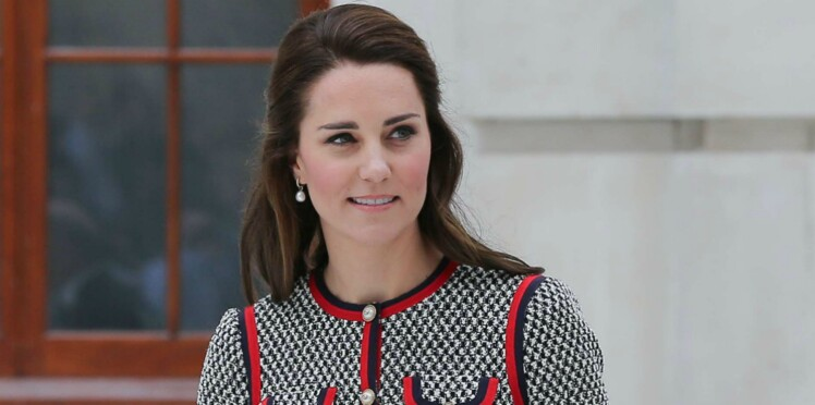 Photos - Un cliché de Kate Middleton intrigue la presse anglaise
