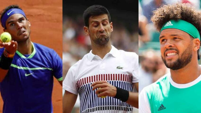 Photos : les conjoints des joueurs et joueuses de Roland Garros