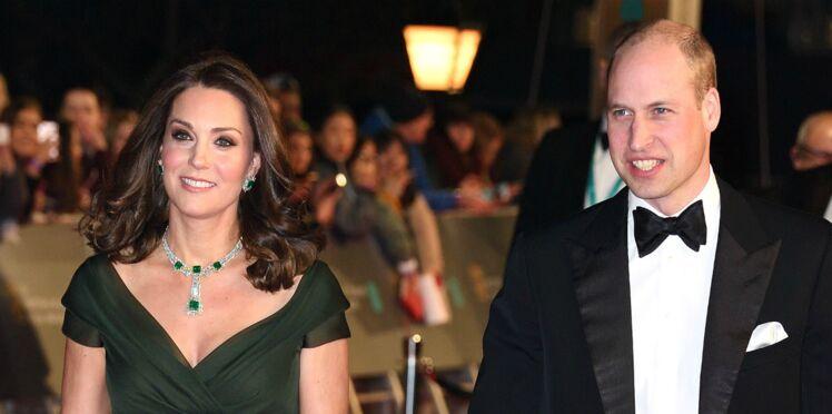The Sun publie des photos de Kate Middleton et du prince William en sortie de boîte