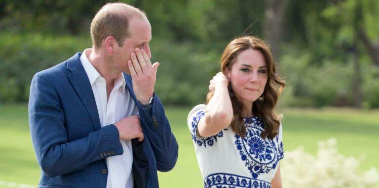 (photos) Les larmes du prince William en Inde sur les traces de Diana