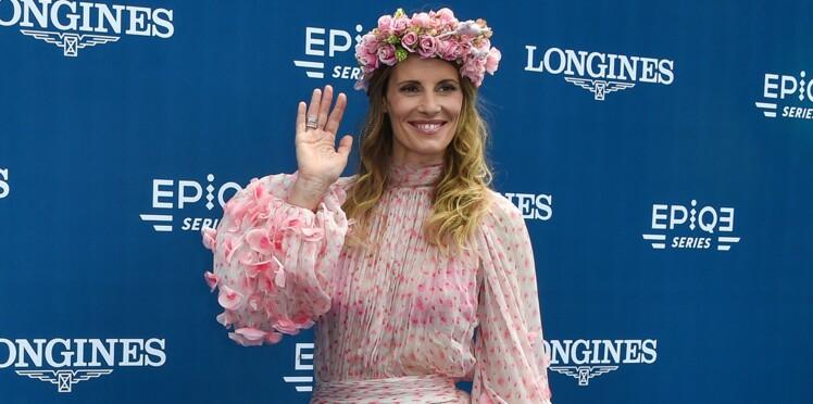 Photos- L'ex Miss France, Sophie Thalmann, fière de son mari et ses enfants Mika, Charlie et Robin