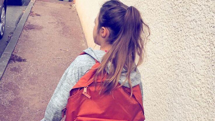 Photos - Elodie Gossuin, Carla Bruni, Emmanuelle Béart… l'adorable rentrée scolaire de leurs bambins