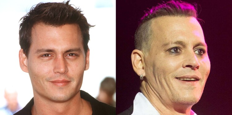Photos - Johnny Depp : son évolution en images