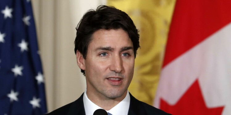 Les photos (dans l'article) de Justin Trudeau, jeune, enflamment le web !