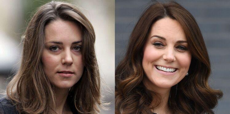 Photos – Kate Middleton : d'étudiante modèle à duchesse, son évolution en images