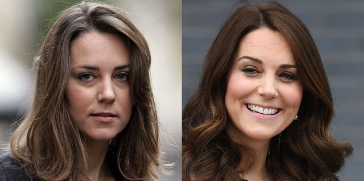 Photos – Kate Middleton : d'étudiante modèle à duchesse, son évolution en images