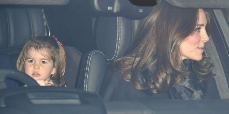 Photos - Kensington Palace publie d'adorables clichés de la princesse Charlotte pour sa rentrée à la crèche