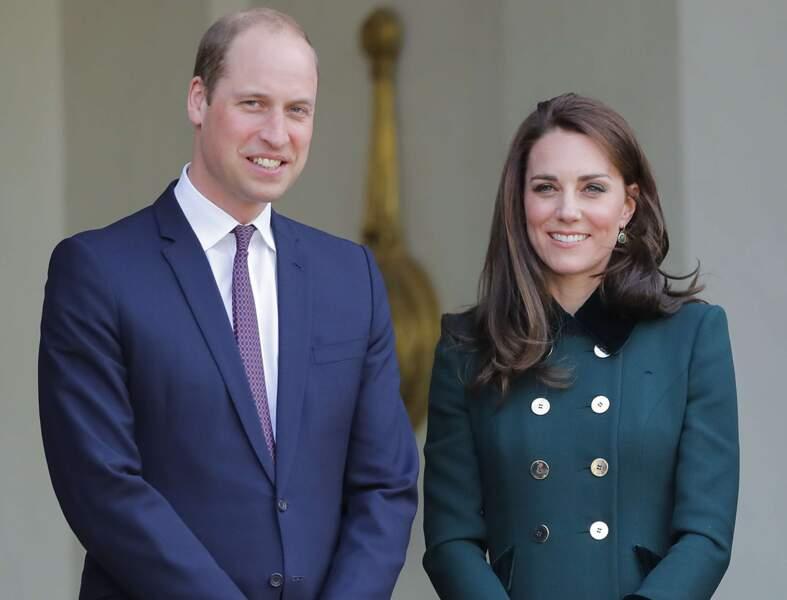 Vacances en famille pour Kate, William et leurs 3 enfants