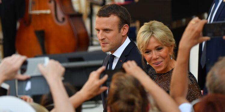 Photos - Emmanuel et Brigitte Macron : une fête de la musique en amoureux main dans la main