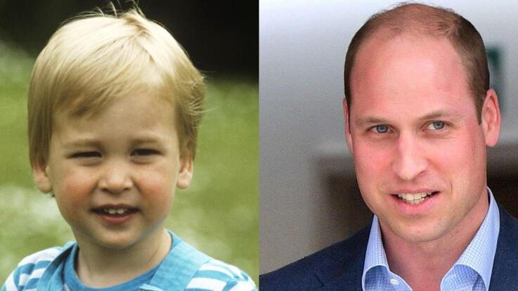 Photos - Le prince William fête ses 37 ans : son évolution en images