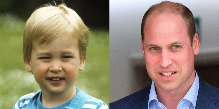 Photos - Le prince William : son évolution en images
