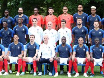 Maillot 2 Etoiles De L Equipe De France Nike Annonce Une
