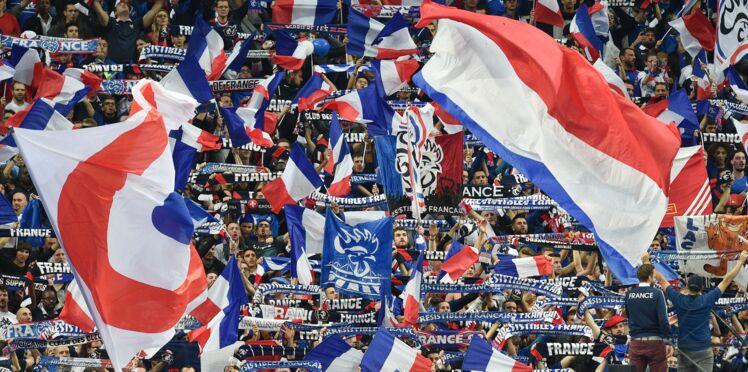 Photos - Line Renaud, Nagui, Patrick Bruel... Les stars soutiennent les Bleus