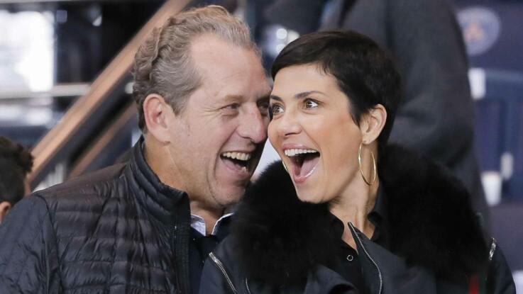 Photos : Cristina Cordula s'est mariée avec Frédéric Cassin et elle était sublime, évidemment !