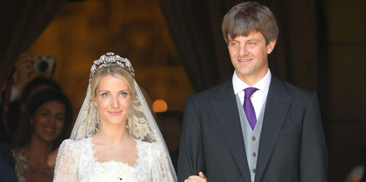 Photos : malgré l'opposition de son père, Ernst August de Hanovre Jr a bien épousé Ekaterina Malysheva