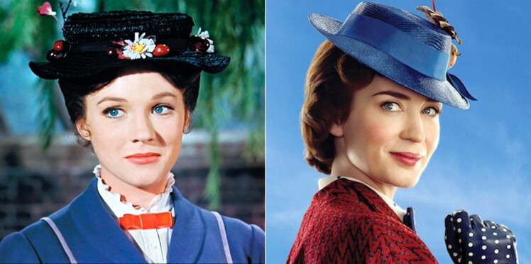 Photos – Mary Poppins : les premières images et la bande-annonce du remake dévoilées