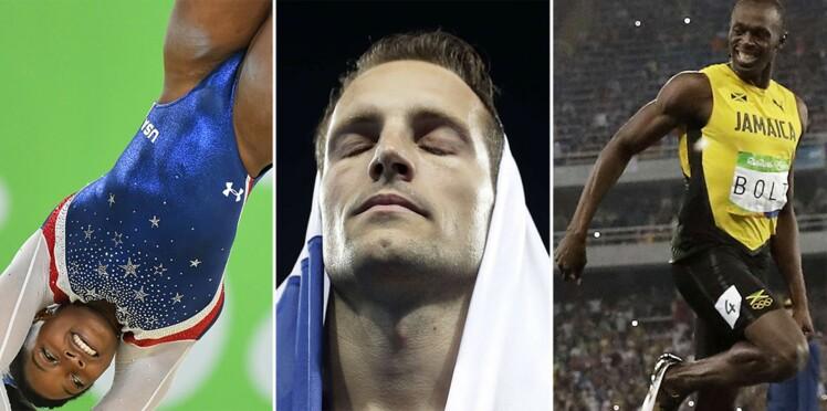 Les photos les plus émouvantes des Jeux Olympiques de Rio