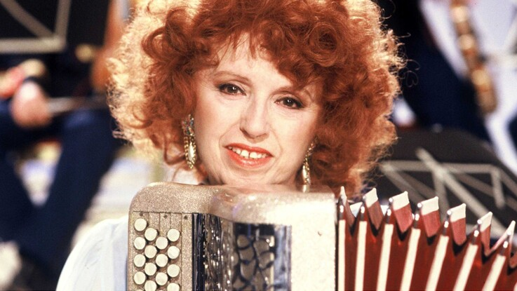 Photos - Mort d'Yvette Horner : 5 choses à savoir sur l'accordéoniste