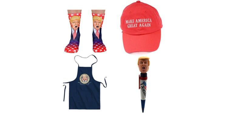 Photos – Les objets insolites à l'effigie de Donald Trump : le meilleur du pire