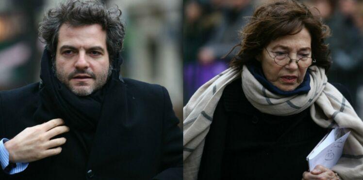 Photos - Obsèques de France Gall : Jane Birkin, Mathieu Chedid, Bertrand Delanoë lui ont dit adieu